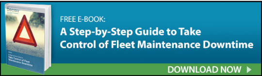 Free E-book: A Step-by-Step Guide to Take Control of Fleet Maintenance Downtime