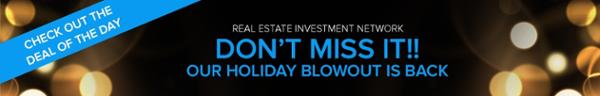 Our Holiday Blowout is Back!