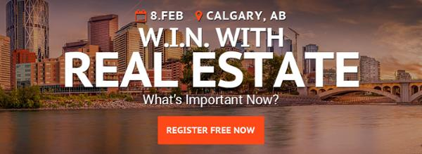 WIN With Real Estate Calgary