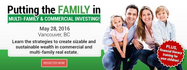 Multi-Family and Commercial Investing Summit BC
