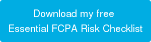 FCPA Webinar with Mike Koehler