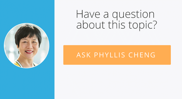 Ask our workplace expert, Phyllis Cheng!