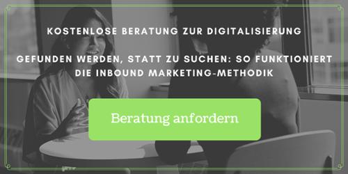 Beratung Digitalisierung