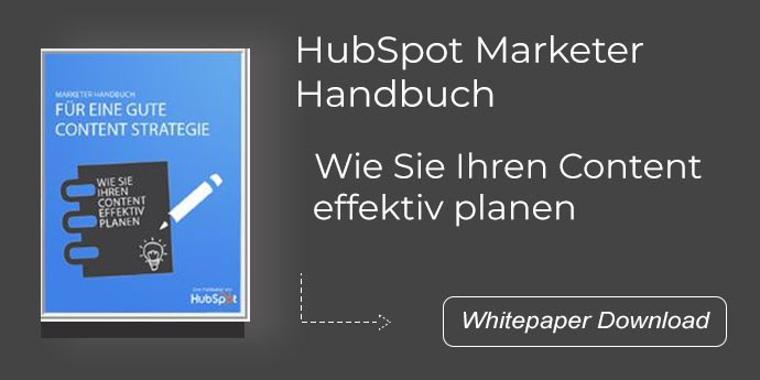 marketing Handbuch content strategie