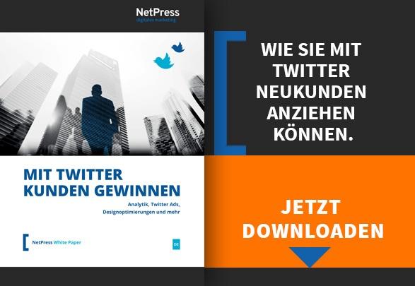 Social Media Kunden mit Twitter gewinnen