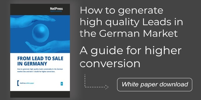Download  >>> Lead Nurturing Germany