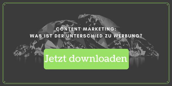 NetPress Whitepaper Content Marketing Unterschied zur Werbung