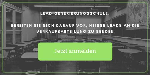 Anmeldung Lead-Generierungsschule