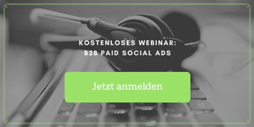 Webinar B2B Paid Social Ads