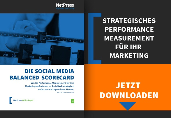 NetPress Whitepaper Social Media Balanced Scorecard