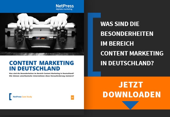 Case Study Content Marketing in Deutschland