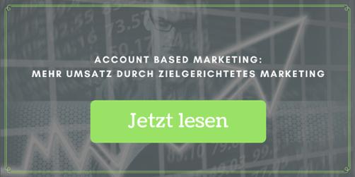 Pillar Page Account Based Marketing