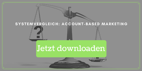 Systemvergleich: Account-based Marketing