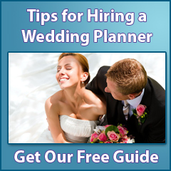 Tips for Hiring a Wedding Planner
