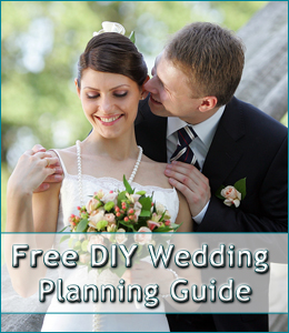 Download our free Do it Yourself Wedding Planning Guide