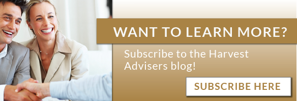 Subscribe to the Harvest Advisers Blog
