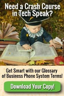 Glossary of Business Phone System Terms