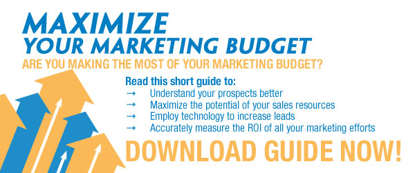 marketing budget guide