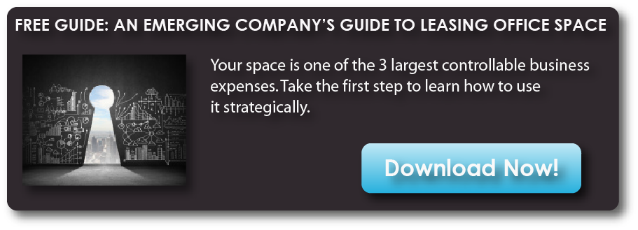 Free Guide: An Emerging Company's Guide to Leasing Office Space
