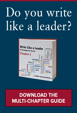 Download Write Like a Leader Chapters