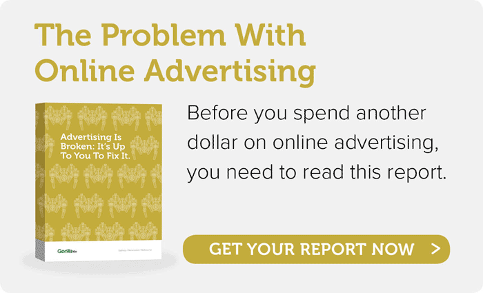 Download Your Online Advertising Problems Report Now