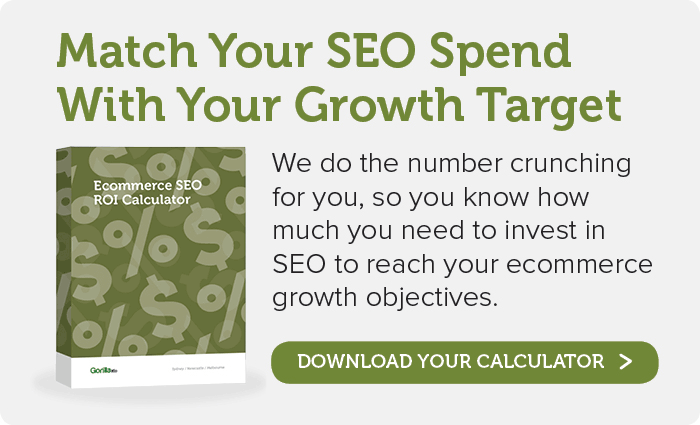 Download your free SEO ROI Calculator