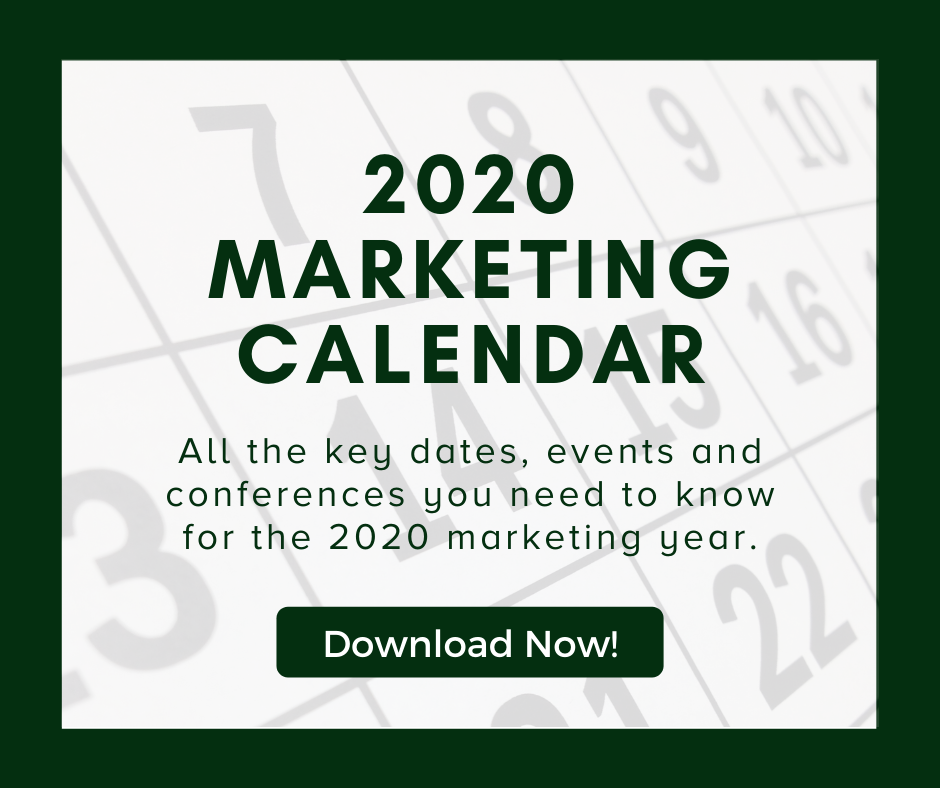 Download your free 2017 Ecommerce Marketing Calendar