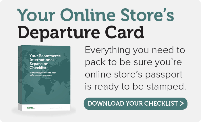 Your Ecommerce International Expansion Checklist
