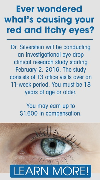 Eye allergy research study