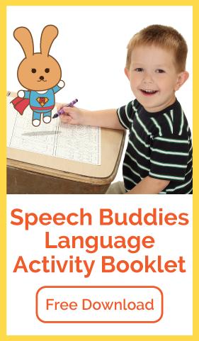 Free Speech Language Activity Book