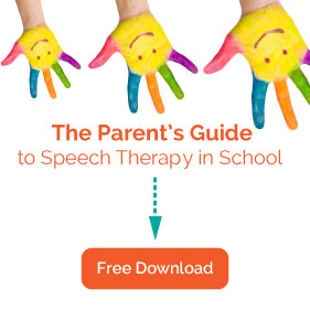 Parents' Guide to Speech Therapy in School