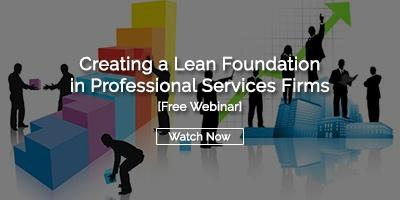 Lean in Professional Services Firms