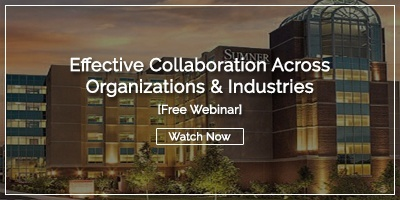 [Watch Now] Effective Collaboration Across Organizations & Industries