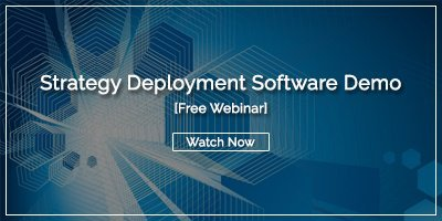 [WEBINAR] Strategy Deployment Software Demo