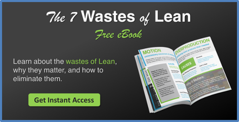 The 7 Wastes of Lean [Free eBook]