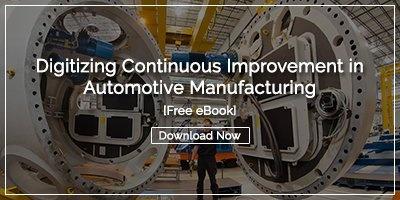 Digitizing Continuous Improvement in Auto Manufacturing eBook