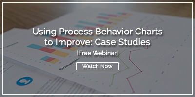 Webinar Recording: Using Process Behavior Charts to Improve