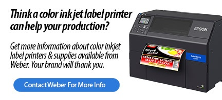 Espon Ink jet label printers