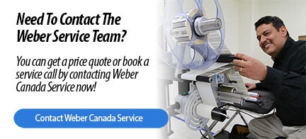 Weber Canada Service Department