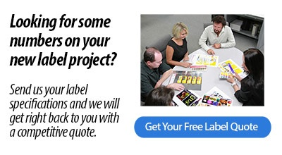 Get a free label quote from Weber
