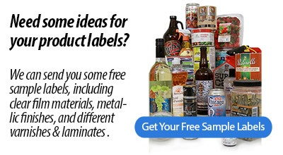 Get free label samples