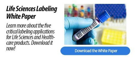 Life Sciences labeling white paper
