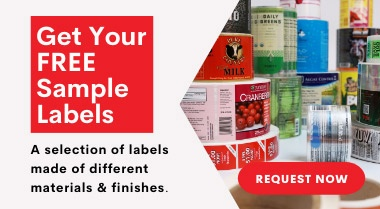 Get label samples from Weber Marking in Canada