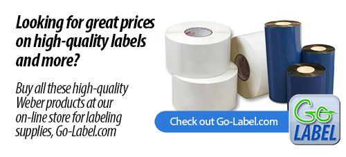 Go-Label.com for labeling supplies