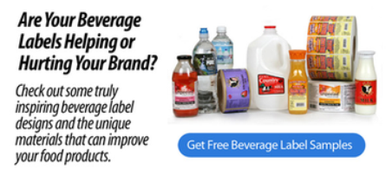 Free Beverage Label Samples
