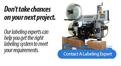 Contact a labeling expert from Weber.