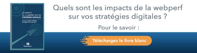 Les impacts de la webperf : télécharger le livre blanc