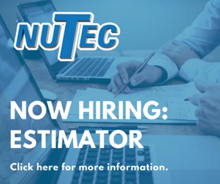 NuTec seeks Estimator