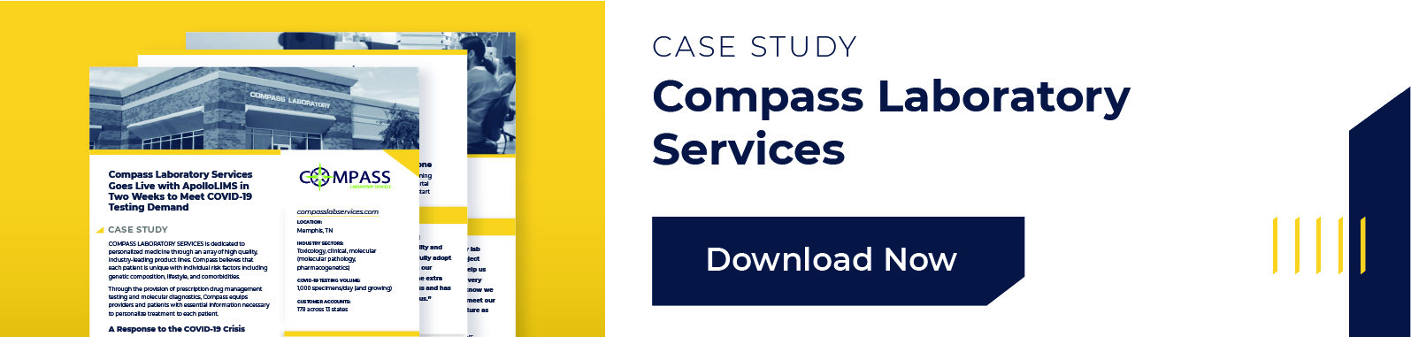 Compass laboratory services case study