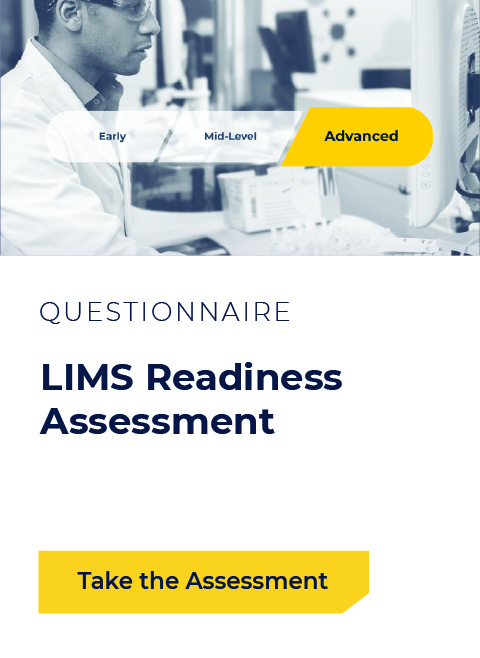 LIMS readiness assessment